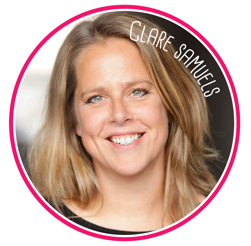 No I In Clare, Fun and Dynamic Training | Clare Samuels